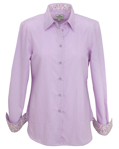 BONNIE Ladies Cotton Shirt